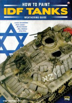 How to Paint IDF Tanks. Weathering Guide