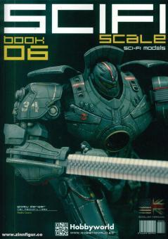 Scifi Scale Book. Band 6