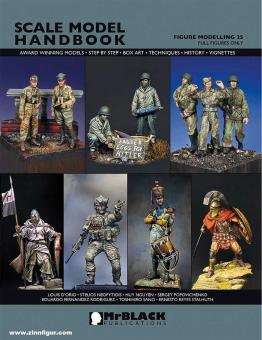 Scale Model Handbook. Figure Modelling. Heft 25