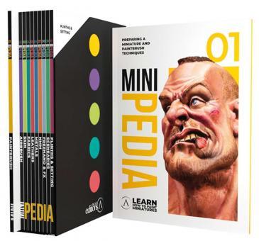 Minipedia. Deutsche Ausgabe. 10 Bände