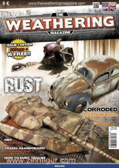 The Weathering Magazine. Issue 1: Rust