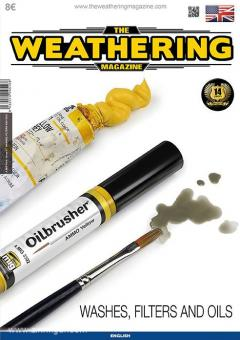 The Weathering Magazine. Issue 17: Washes, Filters and Oils