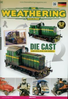 The Weathering Magazine. Issue 23: Die Cast. Vom Spielzeug zum Modell