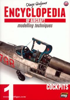 Encyclopedia of Aircraft Modelling Techniques. Band 1: Cockpits