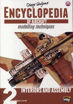 Encyclopedia of Aircraft Modelling Techniques. Band 2: Interiors and Assembly
