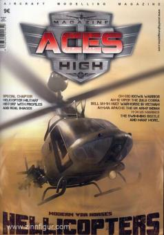 Aces High. Heft 9: Modern War Horses. Helicopters
