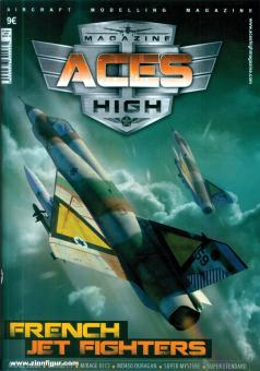 Aces High Magazine. Heft 15: French Jet Fighters
