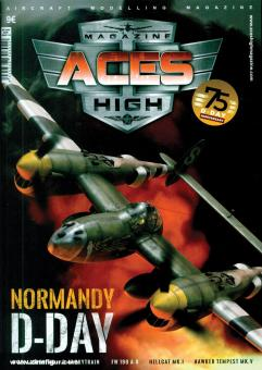 Aces High Magazine. Heft 16: Normandy D-Day
