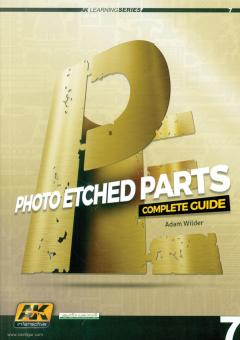 Wilder, Adam: Photo Etched Parts. Complete Guide