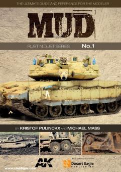 Pulinckx, Kristof/Mass Michael: Rust n' Dust. Issue 1: Mud