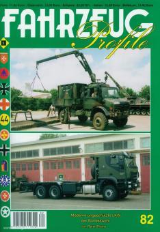Blume, Peter: Moderne ungeschützte Lkw der Bundeswehr