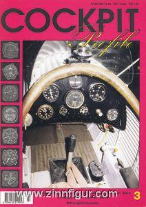 Cohausz, P.: Cockpit Profile. Deutsche Flugzeugcockpits und Instrumentenbretter von der Pionierzeit bis zur Neuzeit. Heft 3