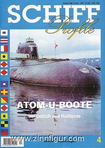 Kopenhagen, W.: Atom-U-Boote der UdSSR und Russlands