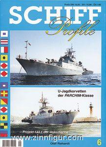 Rahardt, O.: U-Jagdkorvetten der Parchim-Klasse