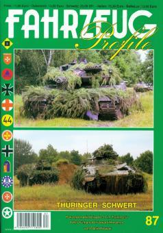 Nowak, Daniel: Thüringer Schwert. Panzergrenadierbrigade 37 im Training Enhanced Forward Presence