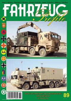 Blume, Peter: Fahrzeug Profile 89: Geschützte Transport- und Sonderfahrzeuge der Bundeswehr