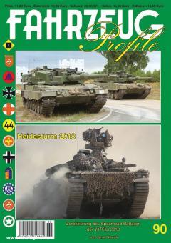 Nowak, Daniel: Heidesturm 2018. Zertifizierung des Spearhead Battalion der VJTF(L) 2019