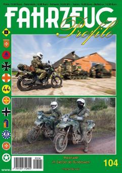 Reinwald, Thomas: Motorräder im Dienste der Bundeswehr