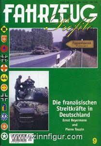 Beyermann, E./Touzin, P.: Die französischen Streitkräfte in Deutschland