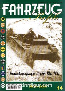 Panzerkampfwagen II (Sd.Kfz. 121)