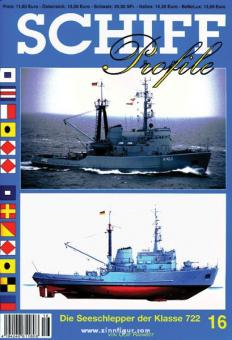 Rahardt, O.: Die Seeschlepper der Klasse 722