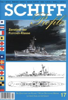 Rode, M./Rahardt, O.: Die Zerstörer-Klasse 119