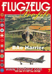 BAe Harrier Varianten