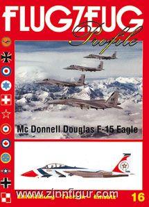 Mc Donnel Douglas F-15 Eagle