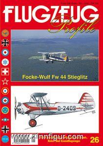 """Focke Wulf Fw 44 """"Stieglitz"""""""