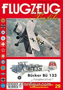 """Bücker Bü 133 """"Jungmeister"""""""