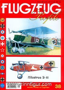 Albatros D.II Varianten