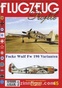 Griehl, M.: Focke Wulf Fw 190 Varianten