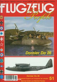 Griehl, M./Franzke, M.: Dornier Do 26