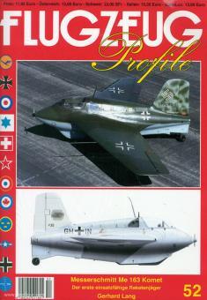 Lang, G.: Messerschmitt Me 163 Komet. Die Entwicklung und die Einsätze des ersten raketengetriebenen Jagdflugzeuges
