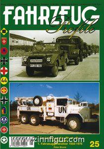 Blume, P.: Radfahrzeuge des Heeres der Bundeswehr. 1. Fahrzeuggeneration 1956-1976