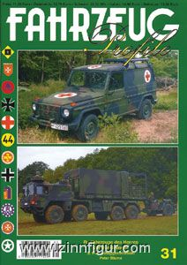 Blume, P.: Radfahrzeuge des Heeres der Bundeswehr. 3. Fahrzeuggeneration