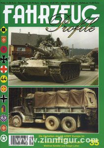 Schäfer, W./Löher, H.: Die Einheiten der US Army Europa im Jahre 1981 - Die Divisionen und ihre Kampftruppen