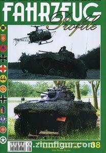 Blume, P.: Die Panzeraufklärungstruppe der Bundeswehr 1956 bis 2008