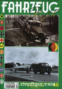Koch, F.: Lastkraftwagen militärischer Formationen der DDR 1949-1962