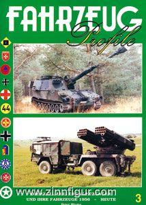 Blume, P.: Die Artillerie der Bundeswehr und ihre Fahrzeuge 1956 - heute
