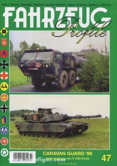 Blume, P.: Caravan Guard '89. Gefechtsübung des V. (US) Korps