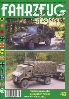 Blume, P.: Radfahrzeuge der Belgischen Armee