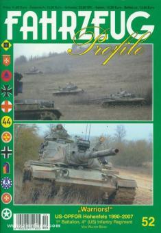 """Böhm, W.: """"Warriors!"""". US-OPFOR Hohenfels 1990-2007. 1st Battalion, 4th (US) Infantry Regiment"""