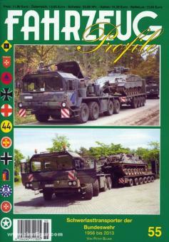 Blume, P.: Schwerlasttransporter der Bundeswehr 1956 bis 2013