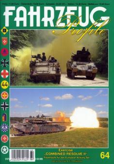 "Exercise ""Combined Resolve II"". Feuertaufe für das European Activity Set"