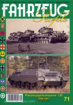 Blume, P.: Panzerjägerkompanie 130 1959-1997
