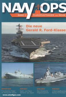 Navy Ops. Magazin für Flugzeugträger und Mehr. Heft 2