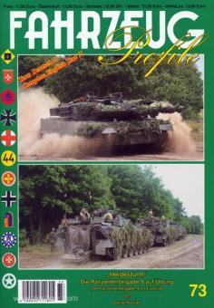 """Nowak, D.: """"Heidesturm"""". Die Panzerbrigade 9 auf Übung"""