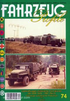 Koch, F.: Lastkraftwagen militärischer Formationen der DDR 1976-1991. Teil 2: Fahrzeuge ausländischer Produktion