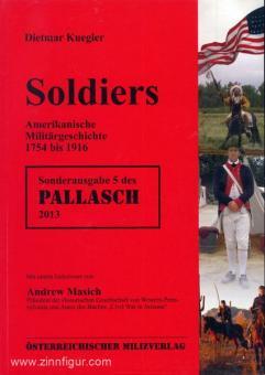 Kuegler, D.: Soldiers. Amerikanische Militärgeschichte 1754-1916